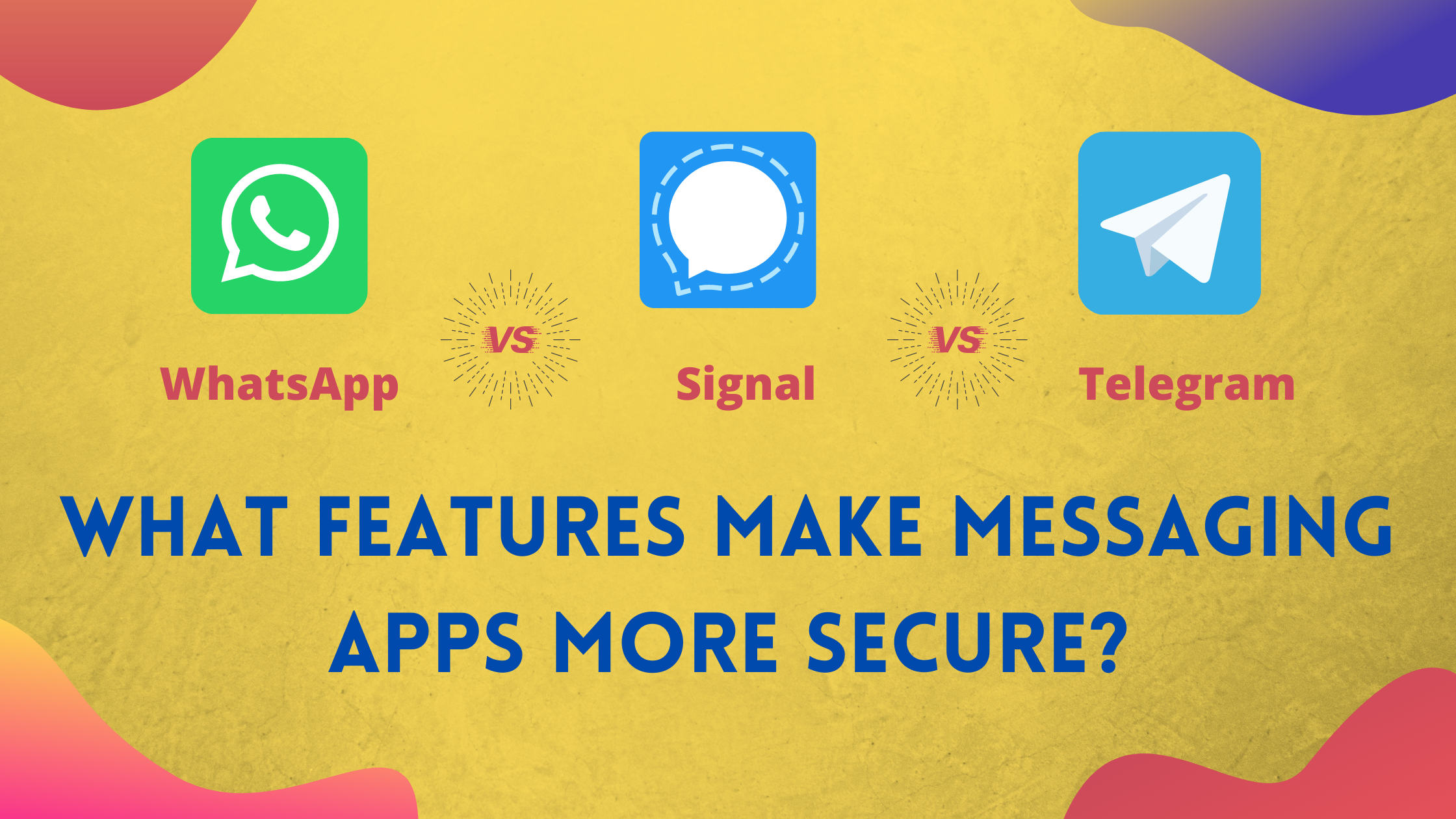 Secured-messaging-apps