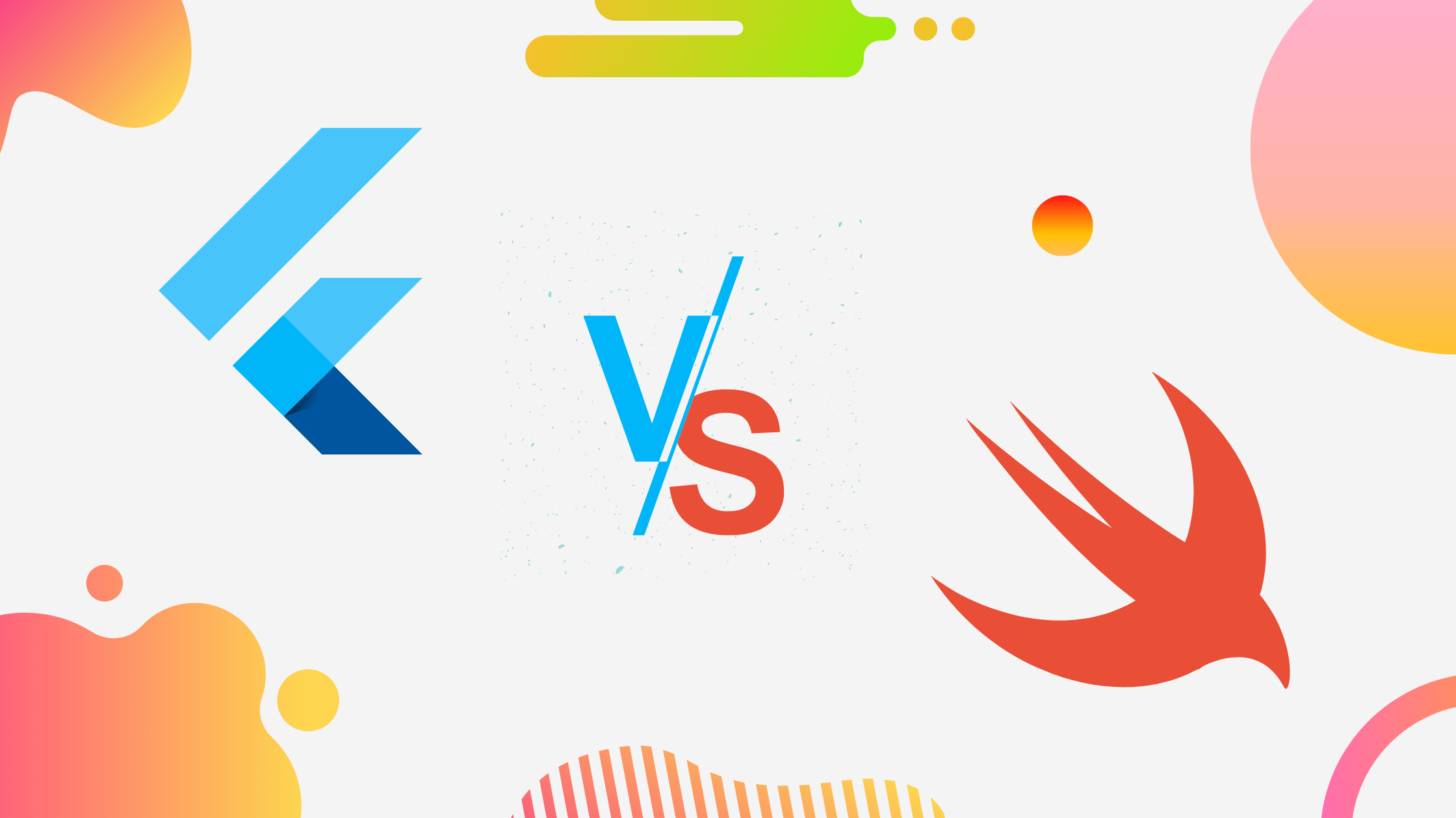 Flutter vs Swift: Important Features That Can Upgrade your iOS App Development